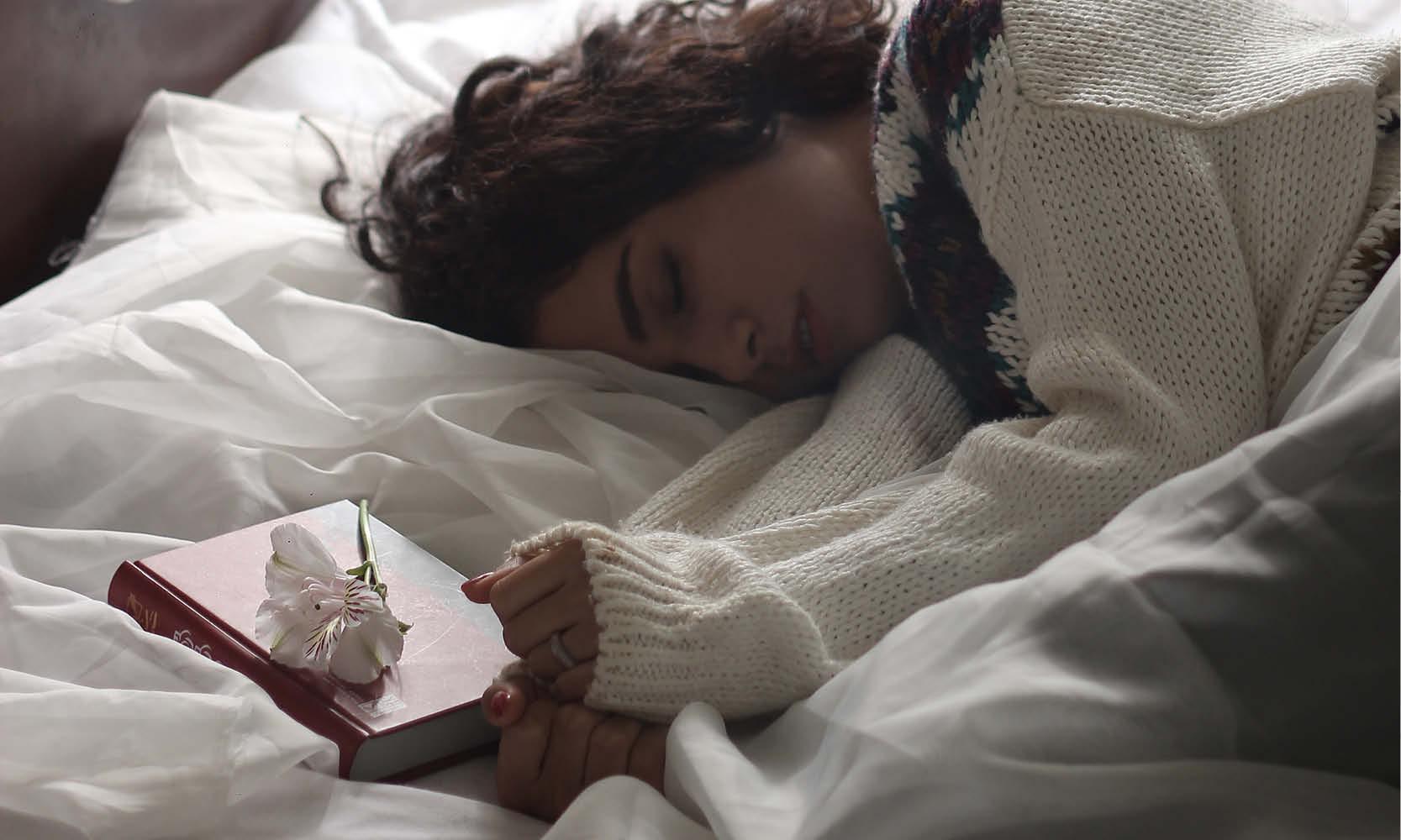 dankbaarheid nachtrust