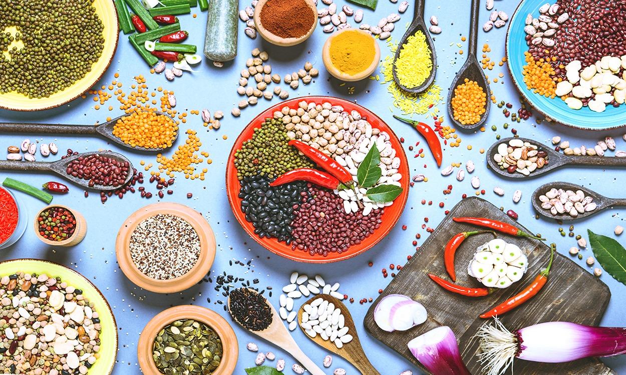 gezonde eetgewoontes van over de hele wereld