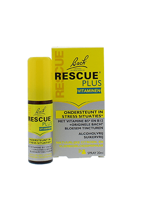 Rescue bach spray