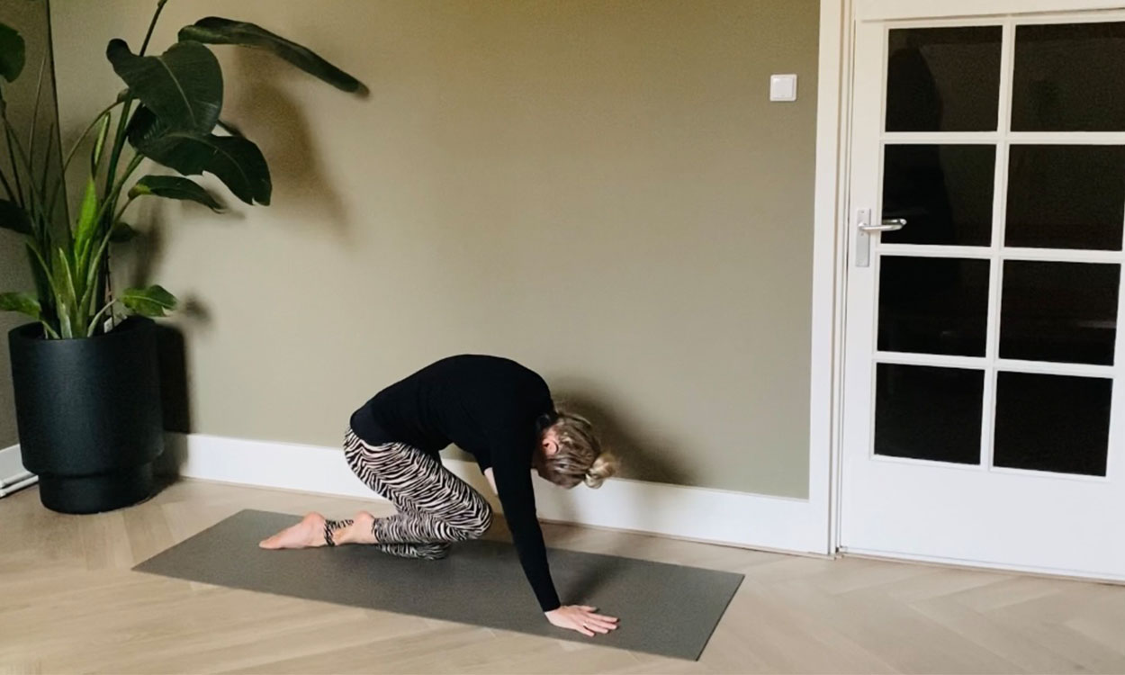 yoga die ontgiftend werkt voor de darmen