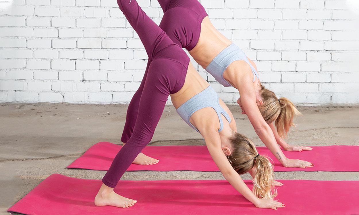 yoga met