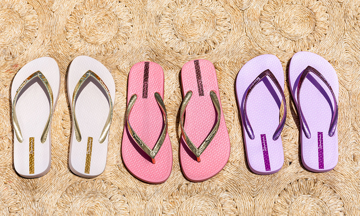 ipanema teenslippers
