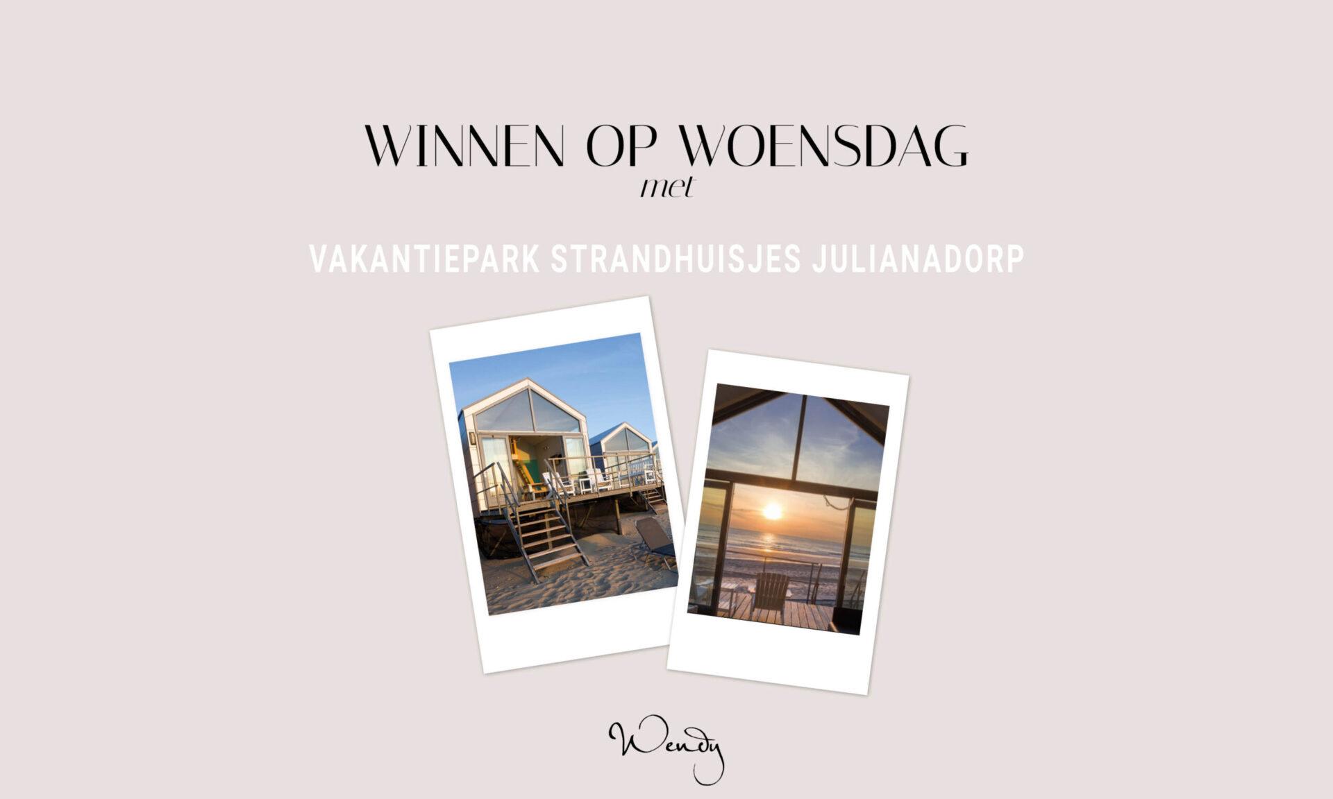 Header winnen op woensdag scaled Winnen op woensdag: win een lang weekend in een strandhuisje in Julianadorp (door ons getest!)