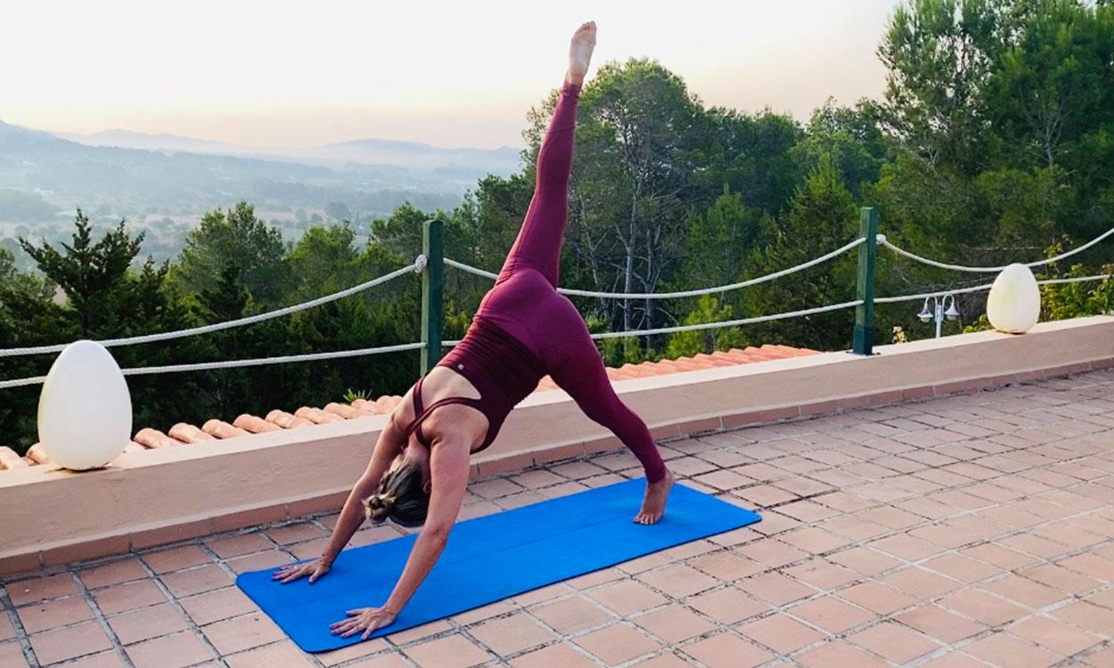 ochtend yoga voor meer energie