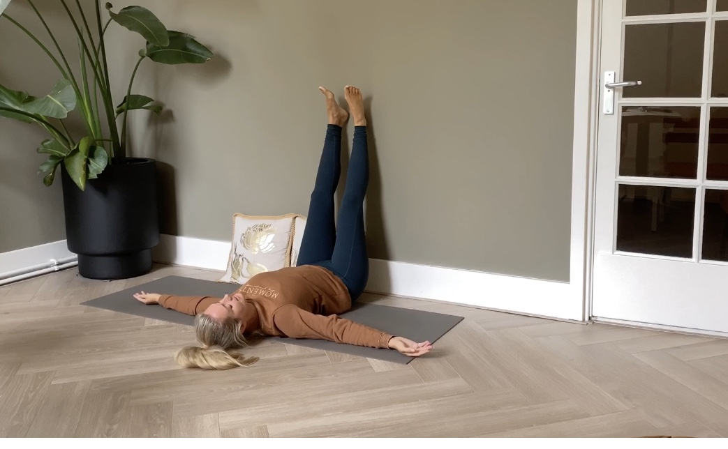 yoga voor een betere slaap