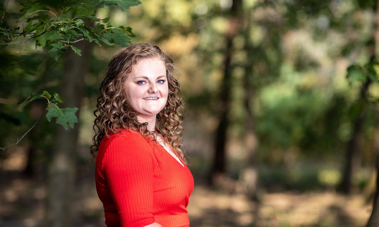 Header wendy 12 wp 1 Kayleigh (26) is mantelzorger voor haar gehandicapte broertje: 'Voor mij is dit normaal'