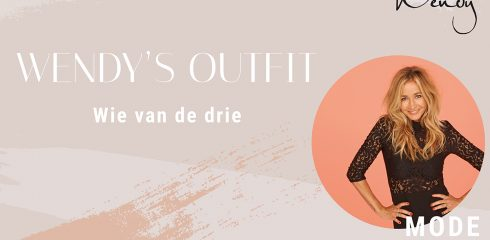 Wendy's outfit - Wie van de drie (afl. 8)