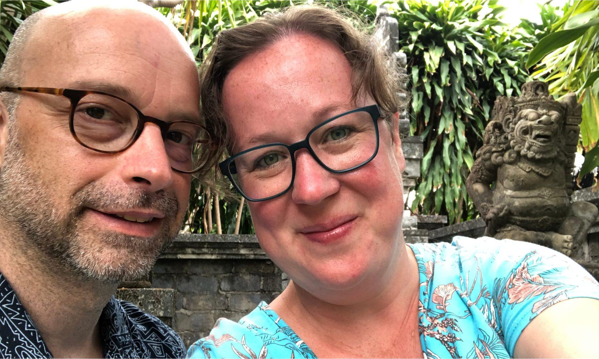 Header Bali scaled Jeroen en Ivette bleven kinderloos en vertrekken nu naar Bali om een kindertehuis te runnen: 'De meisjes voelen als echte familie'