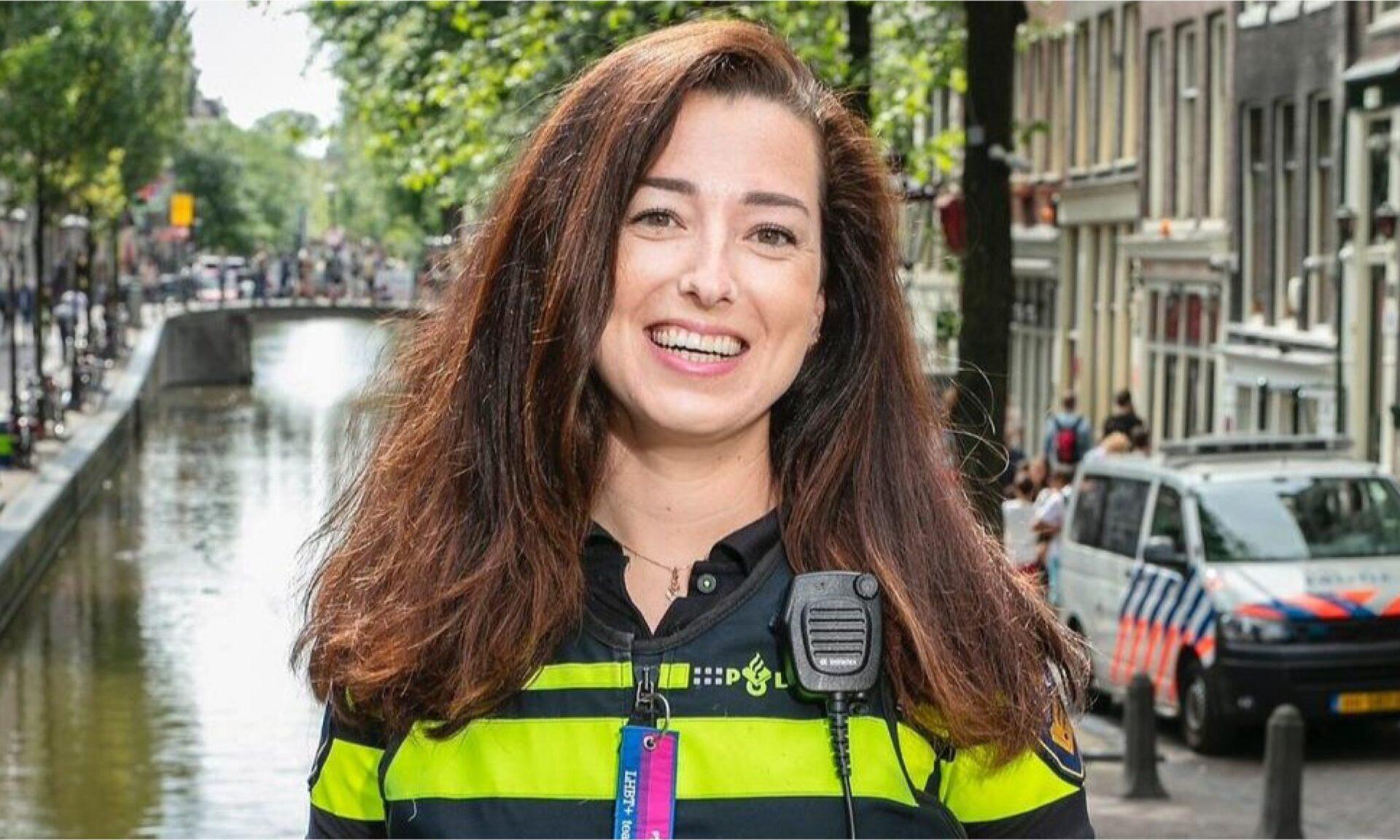 politieagente Lieke