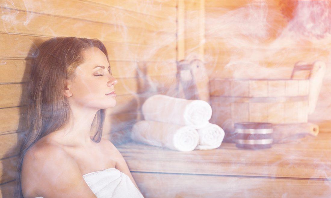 saunabezoek