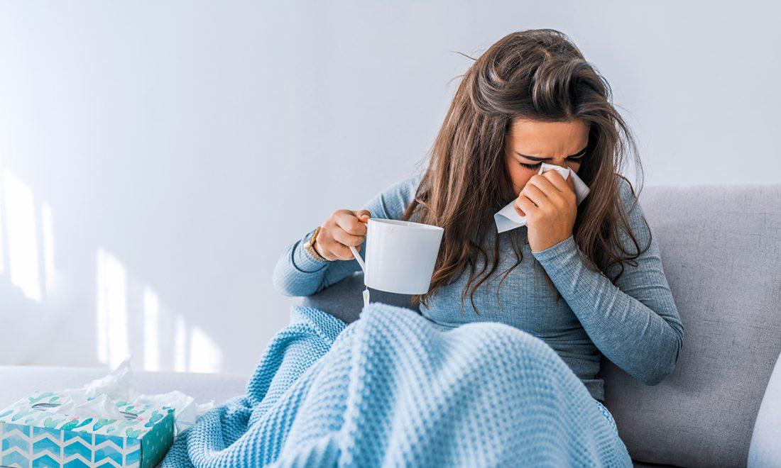 verkoudheid en griep