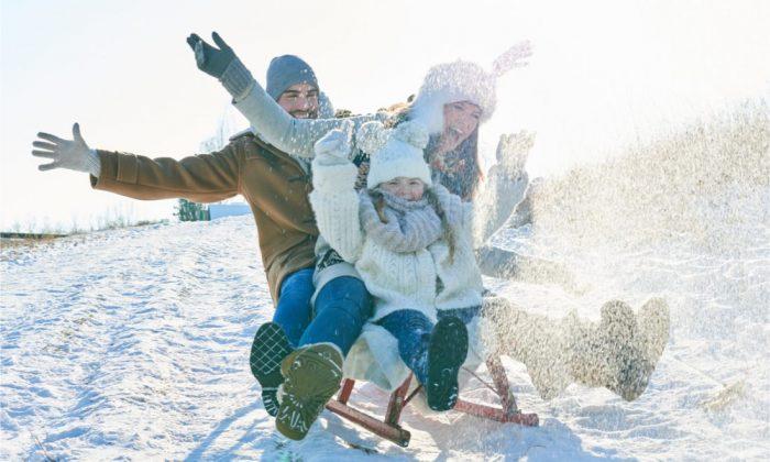 shutterstock 725886205 e1569839367358 Sneeuwpret? Dit zijn de 3 leukste plekjes om te sleeën!
