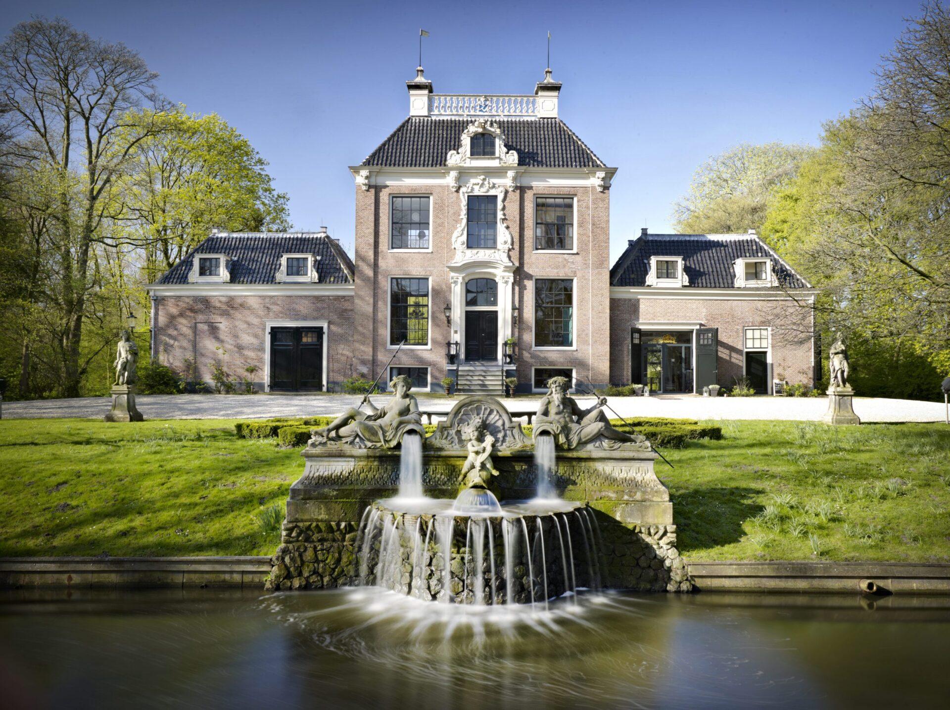 Frankendeal beeld1 scaled Team WENDY blikt terug op de heidag in het prachtige en historische Huize Frankendael