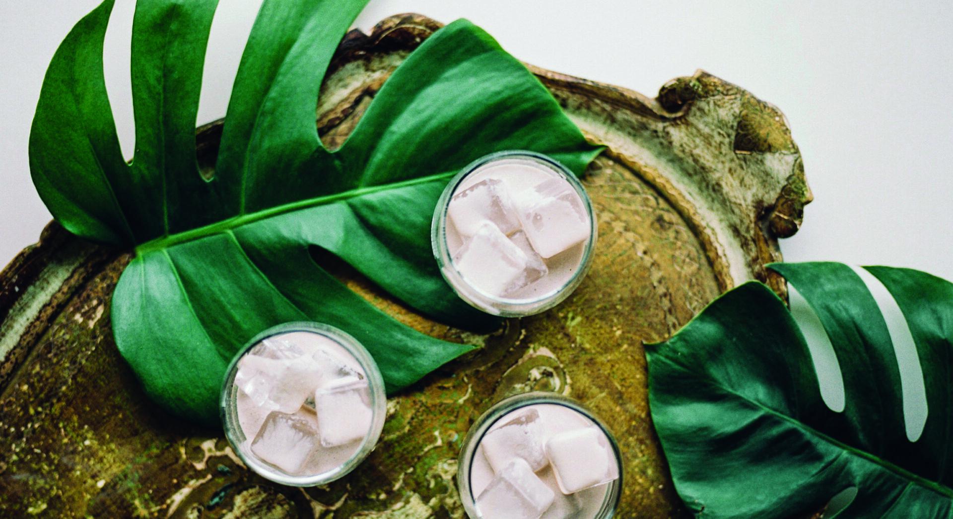Header limonade Irish Cream uit Limonade: 'alcoholvrije drankjes voor volwassenen'. Wij mogen 5 exemplaren weggeven!