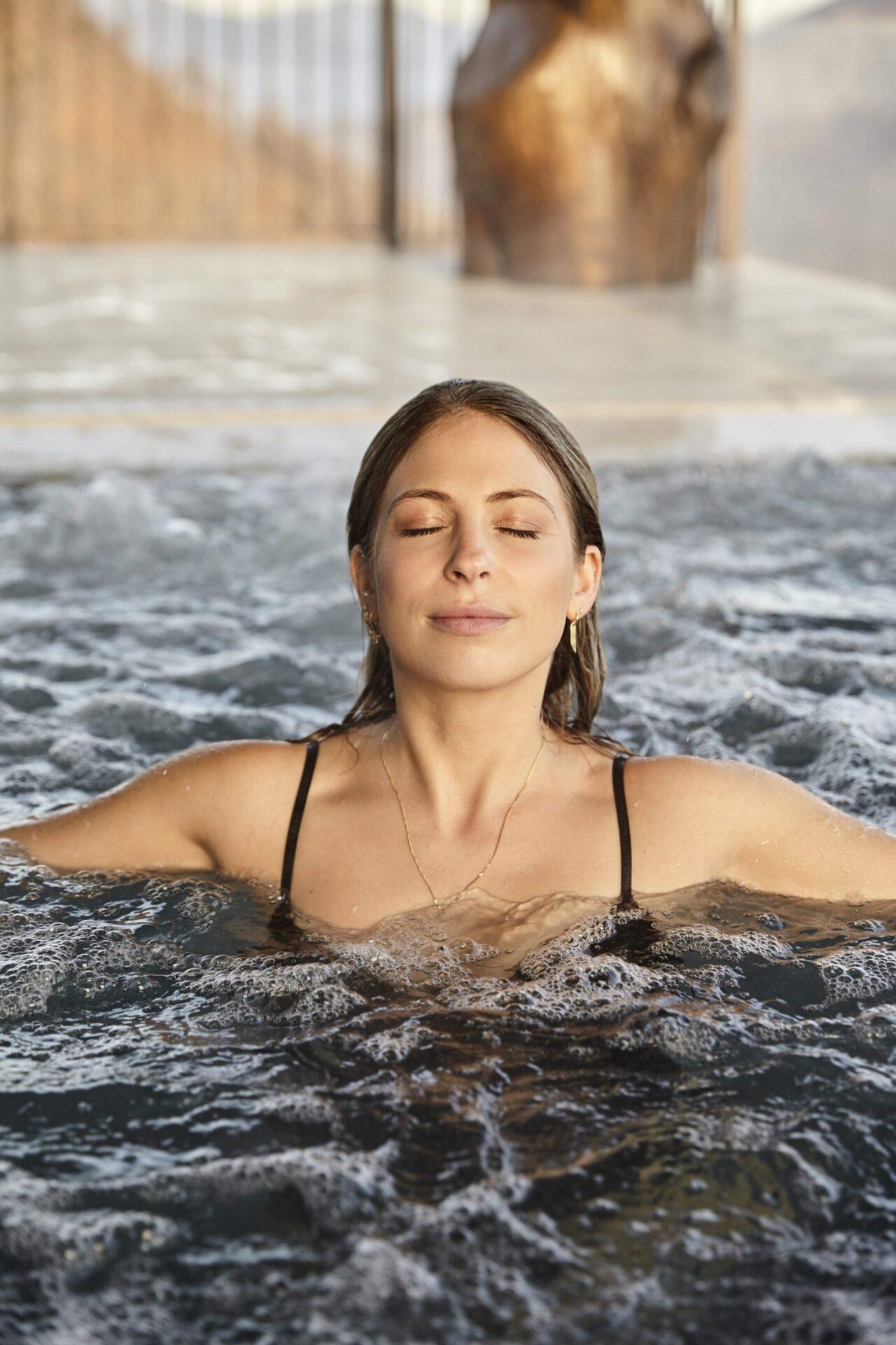 Mandali 1542 e1548918060602 scaled Sarah Chronis op yogareis in Italië: 'Elke dag word ik rustiger'