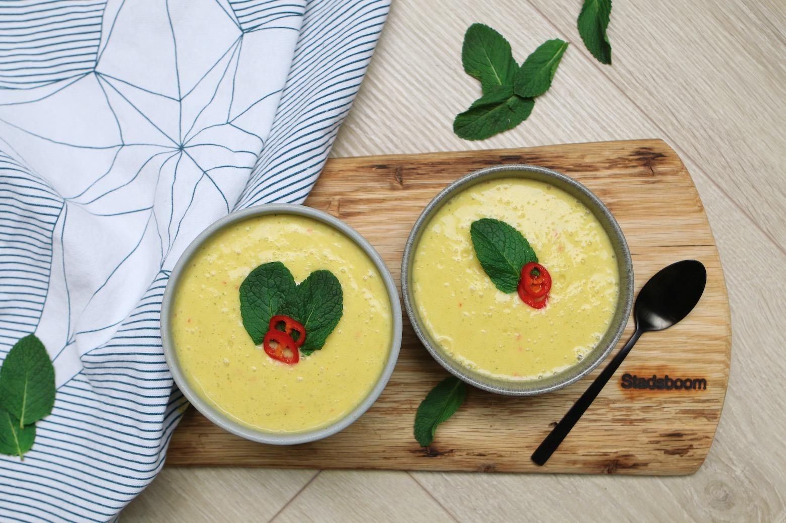 Mangosoep Your Meal Planners: met deze 3 verrukkelijke recepten tover je de beste soepjes op tafel!