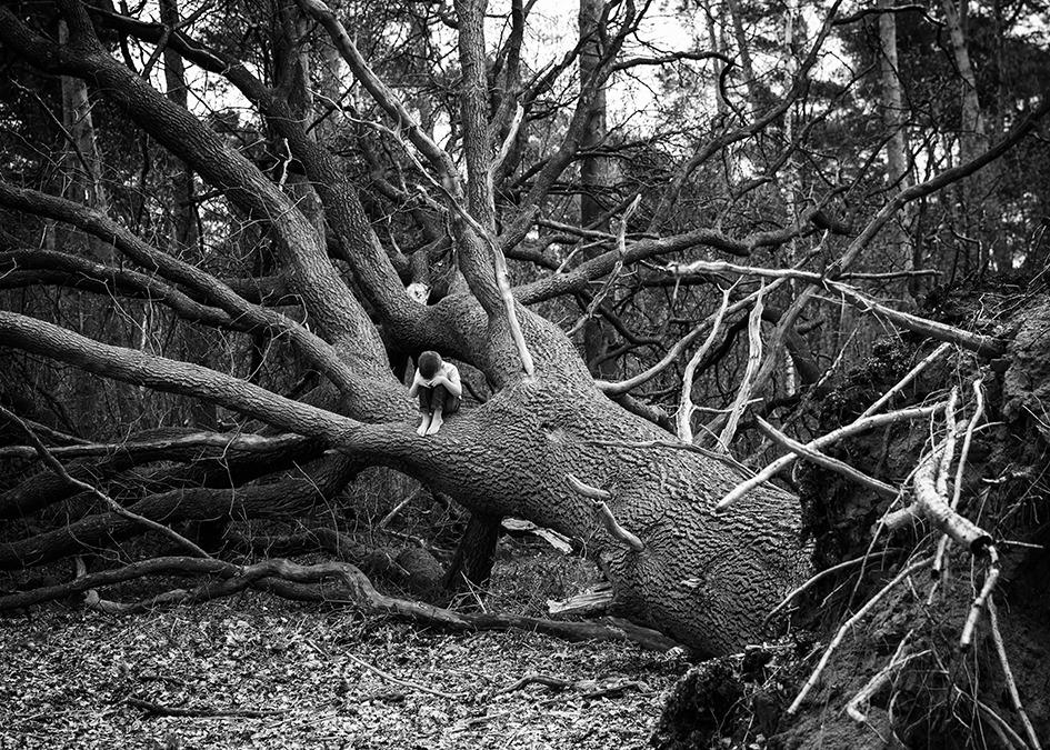 Sem Susan over haar fotografisch project over 'pesten': 'Ik wil benadrukken hoe kwetsbaar mensen zijn'