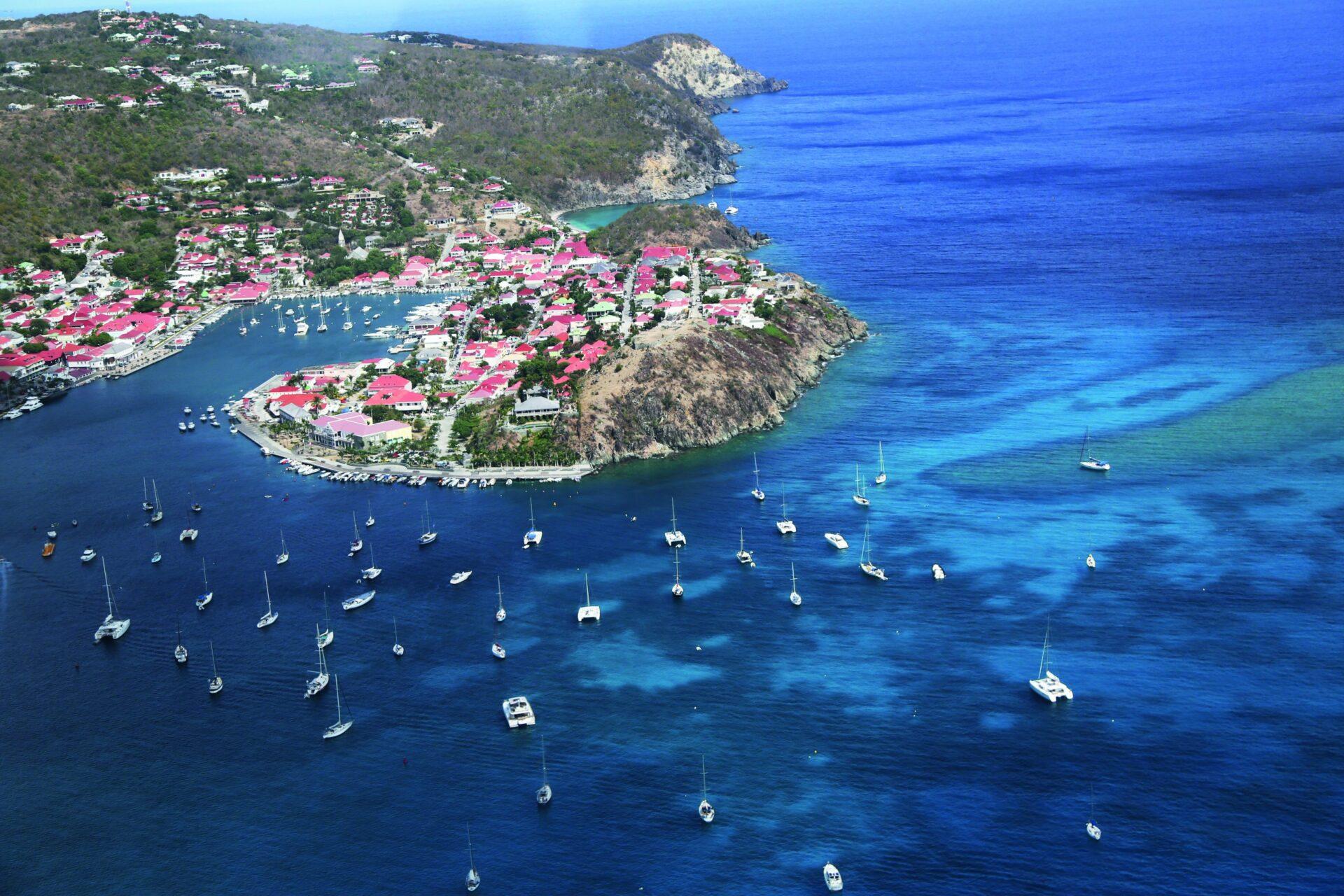 StBarts shutterstock 289757291 scaled Hip eiland: St. Barths in de Caraïbische Zee