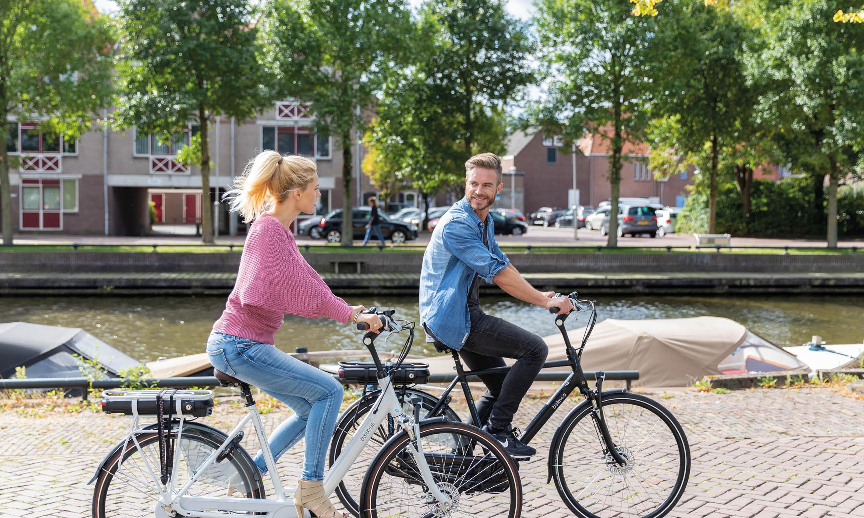 feots Gezond en vrij op de e-bike