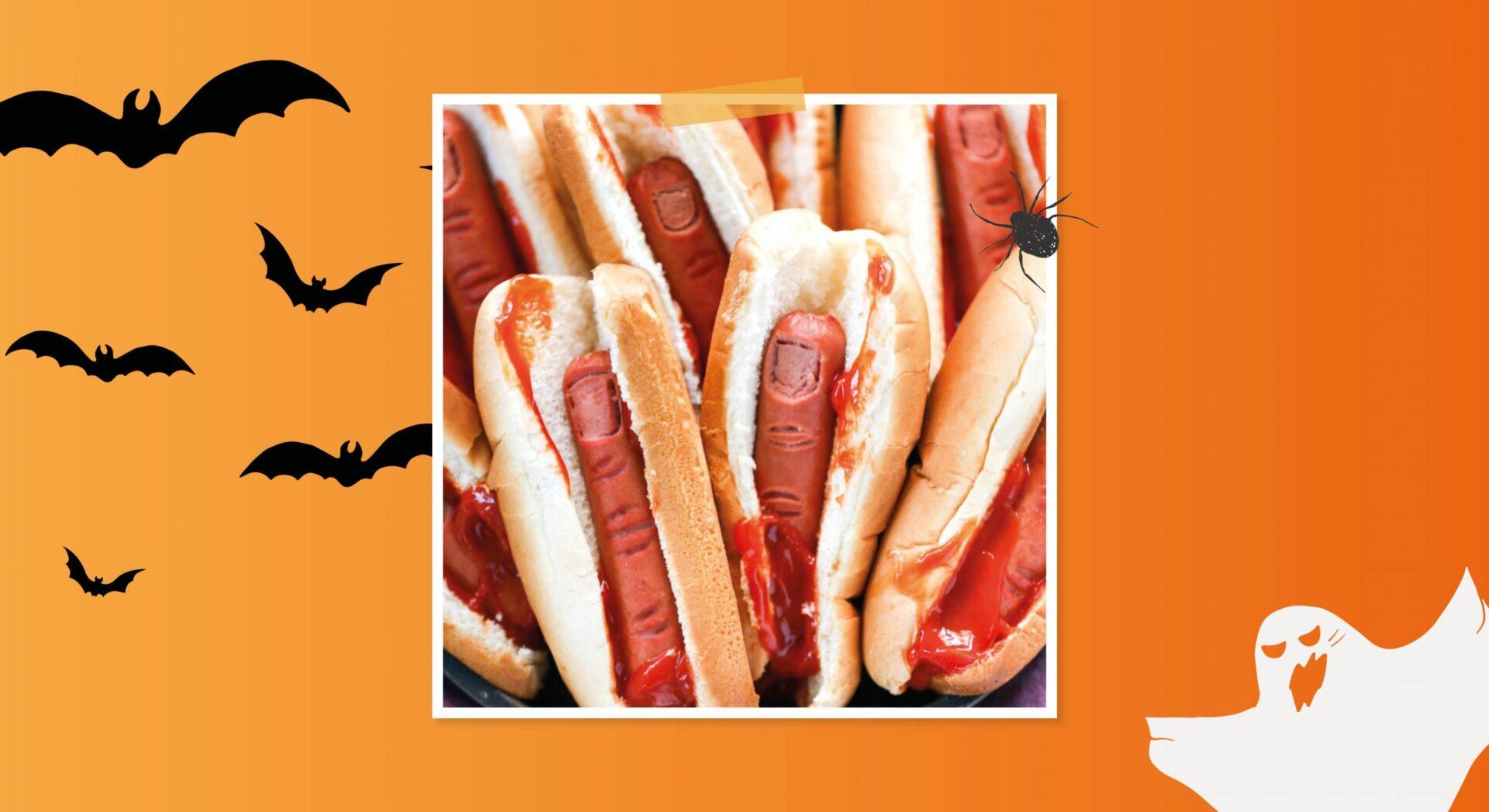 headerHalloween scaled Halloween komt akelig dichtbij.....Hier 5 'spooky' snacks!