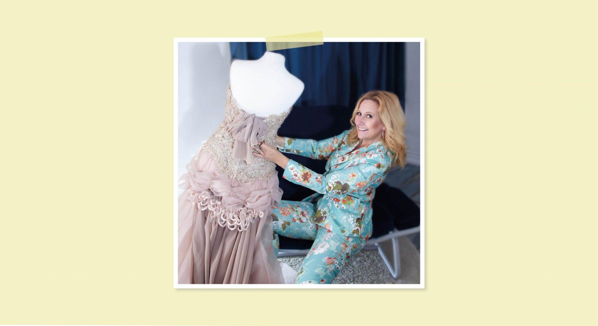 headerModeontwerpster scaled Modeblogger Monique Désar over haar week: 'Zaterdag is de modeshow, maar voor die tijd moet er nog heel veel gebeuren....!'