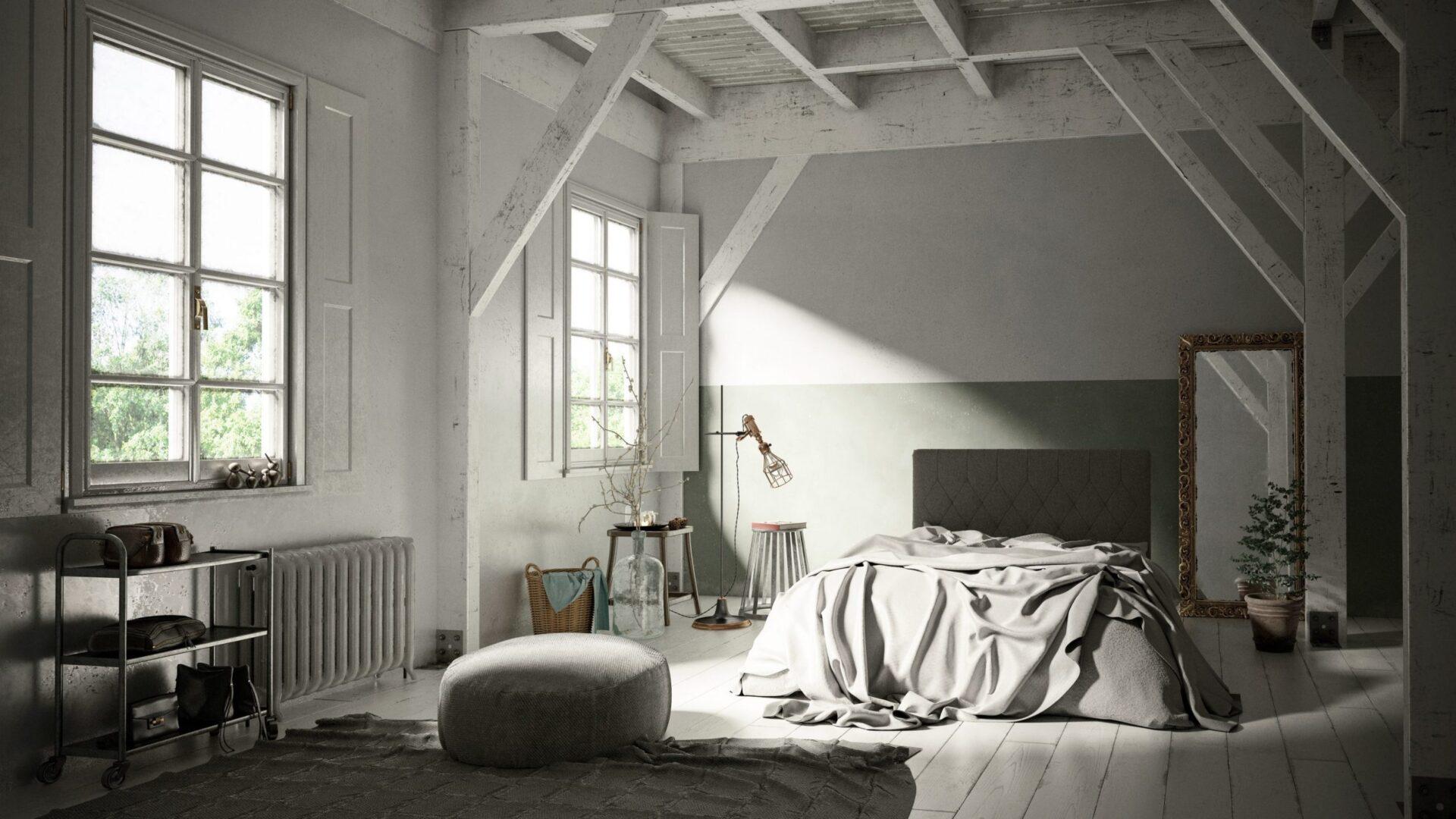 shutterstock 1024722079 e1559056584260 scaled Zo maak je jouw bed net zo mooi op als in een hotel (6 tips waar je écht iets mee kunt)
