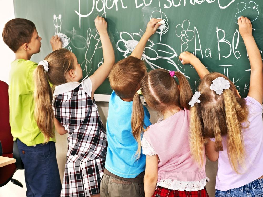 shutterstock 146100773 De zes meest populaire terug naar school trends voor kids!