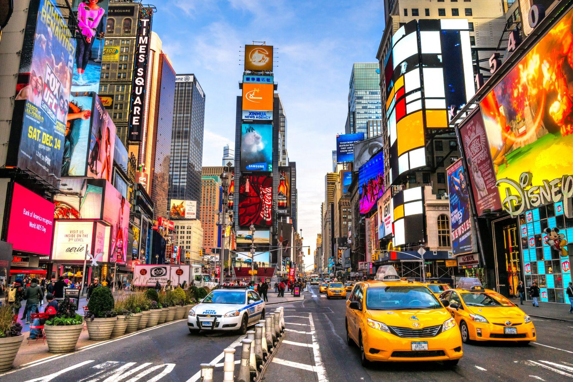 shutterstock 248799484 2 scaled De 10 meest stralende highlights van New York voor een unieke citytrip