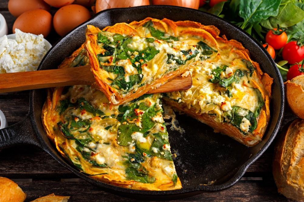 shutterstock 567738412 Dit zijn de allerlekkerste hartige taarten voor een heerlijke winterse maaltijd!