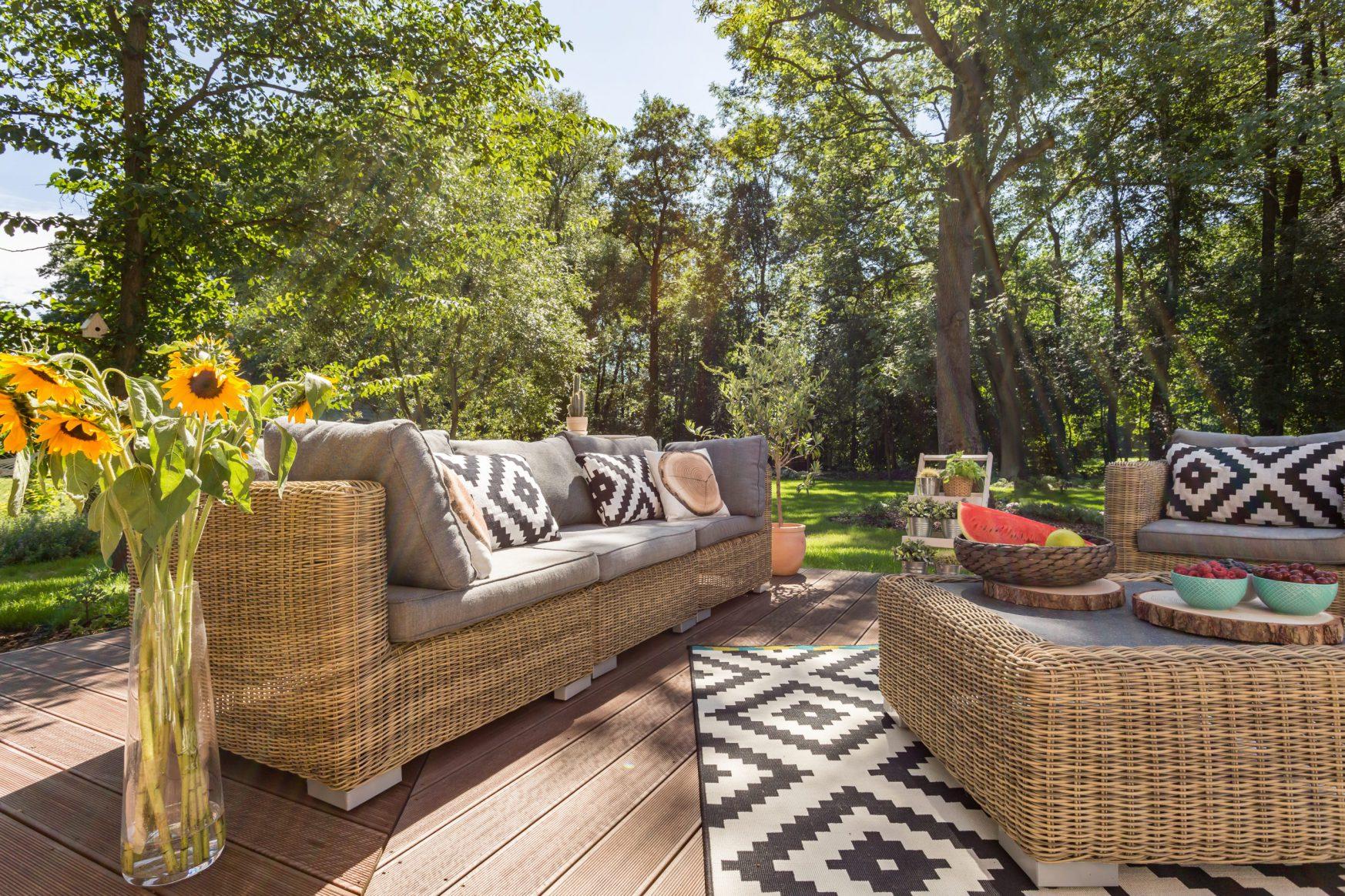 shutterstock 684452809 e1559561877727 Sfeer in je tuin nodig? Dit kun je doen!
