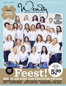 Cover WENDY 25