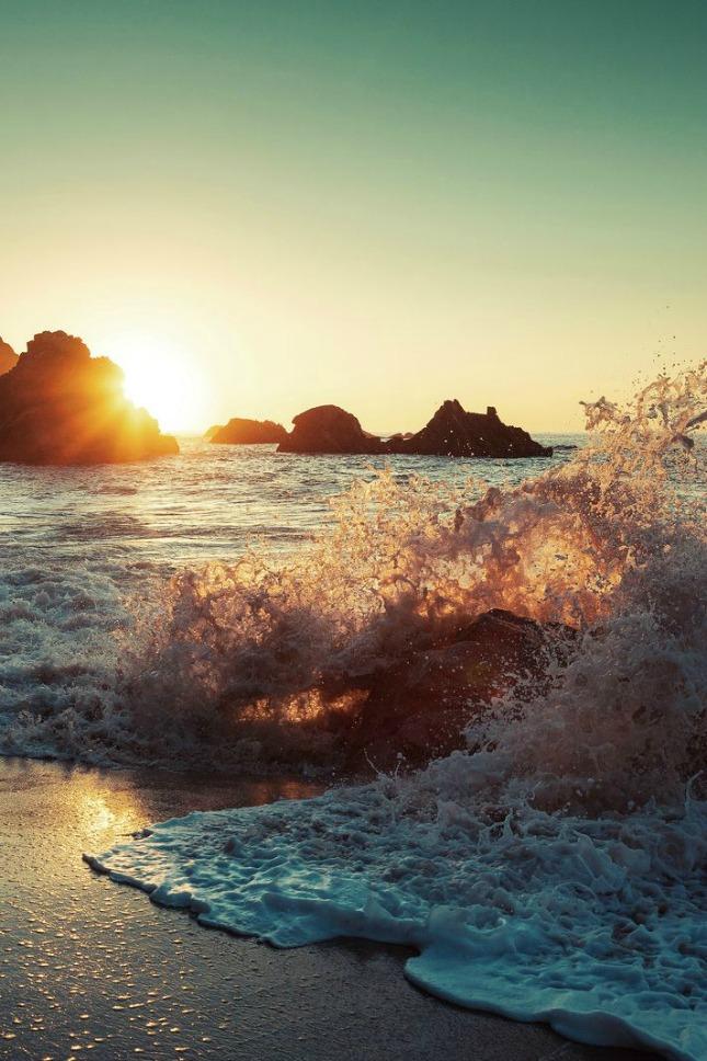 9 ruisen van de zee - #geluksmoment