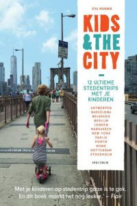 kids and the city, book, Eva