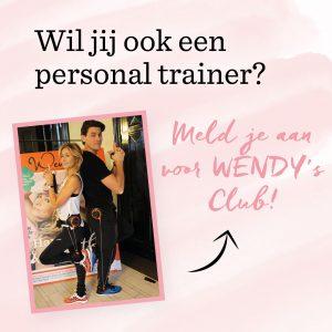 Blok WENDY's Club