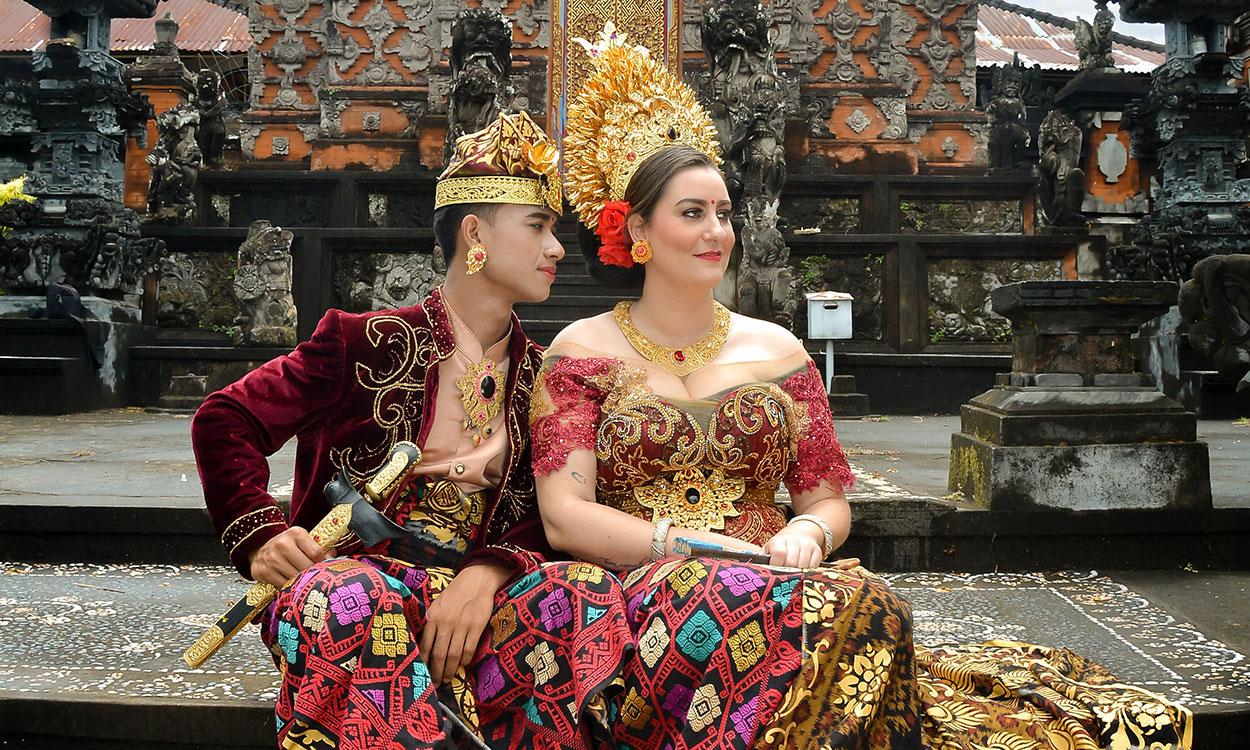 Verliefd op een Balinees