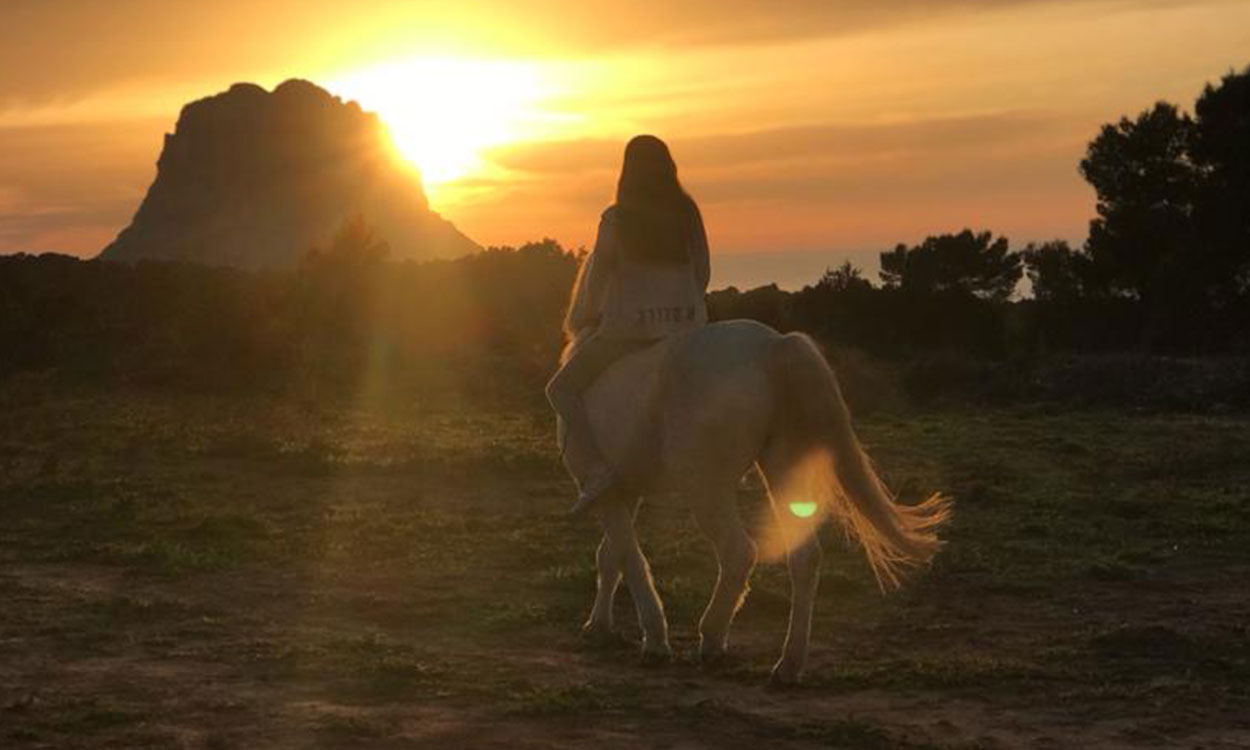 Ibiza magical horses
