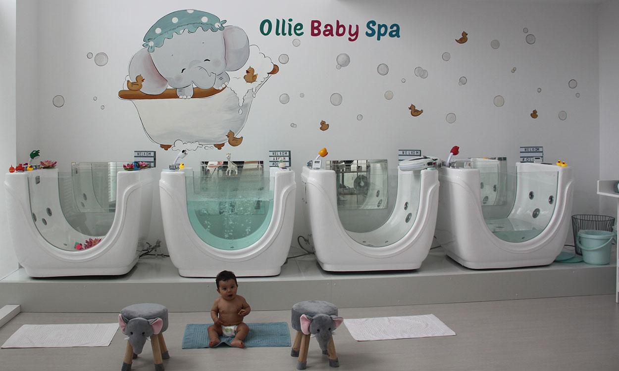 winactie Ollie Baby Spa