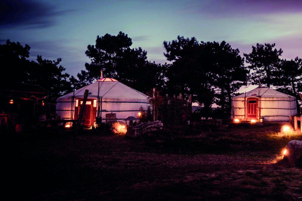 Texel Yurt's