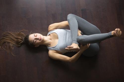 Yoga Rug 4 5x yoga bij (lage) rugpijn