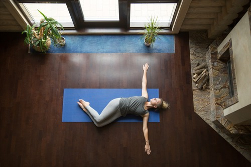 Yoga Rug 5 5x yoga bij (lage) rugpijn