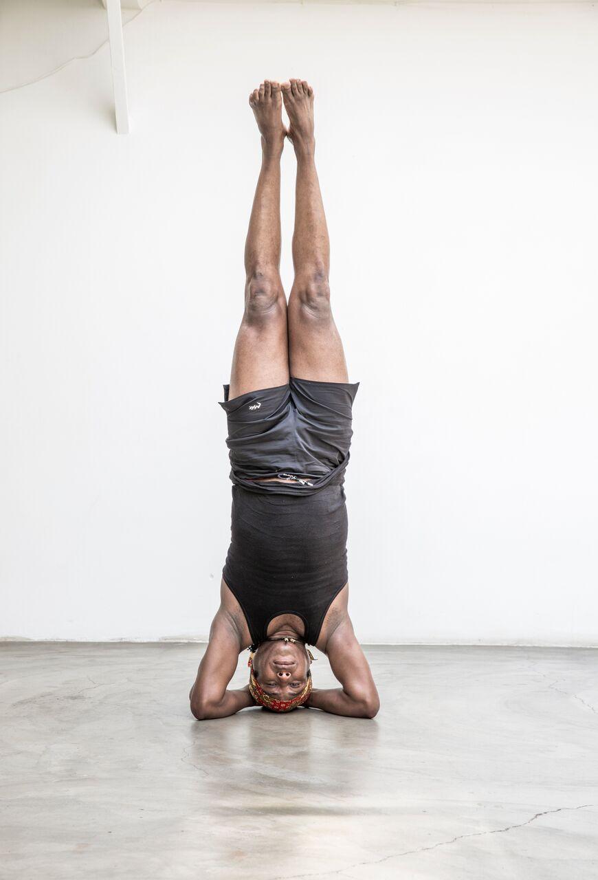 bikram yoga de leerlingen