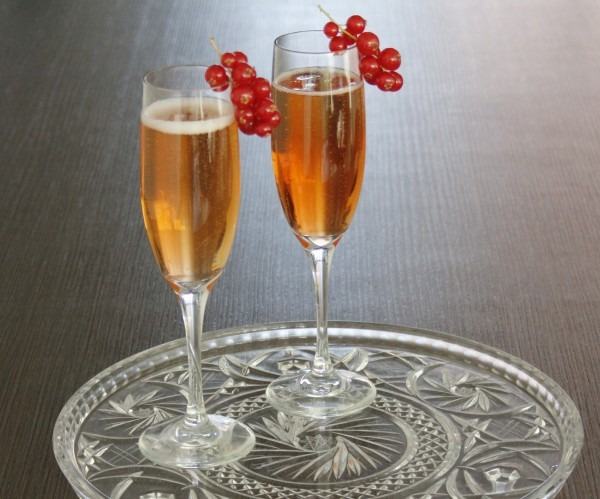champagnecocktail kir royal