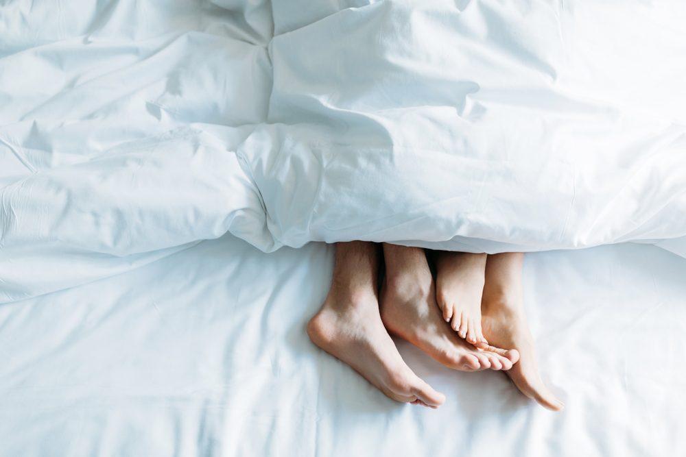 in bed wat jij wil
