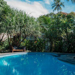 Gili eilanden Villa Nangka