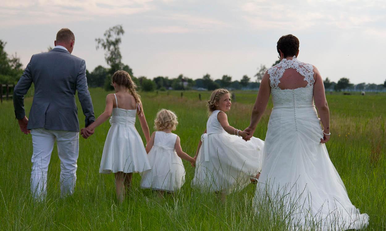 Header bruid