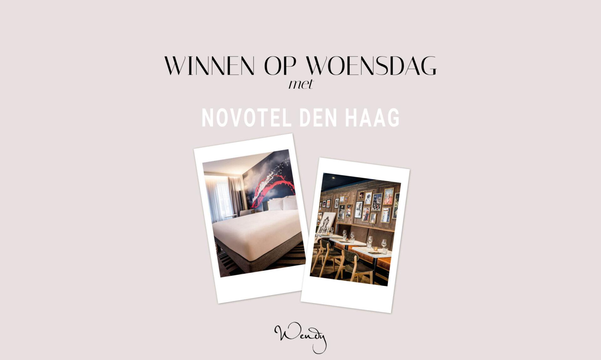 WENDY Header winnen novotel scaled Winnen op woensdag: win een overnachting in Novotel Den Haag City Centre!