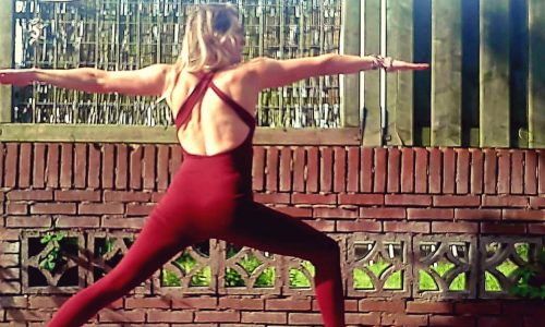 door yoga gerevalideerd van POTS