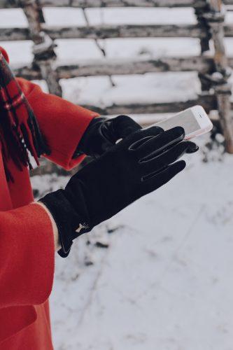 nora leren handschoenen touchscreen schwartz von halen 2 WINNEN: 5x een paar handschoenen van Schwartz & von Halen