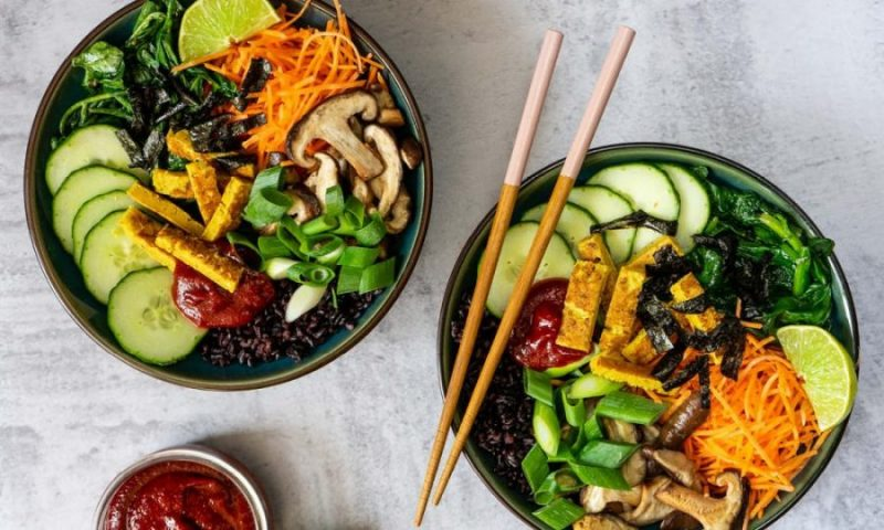 recept plantaardige bowl