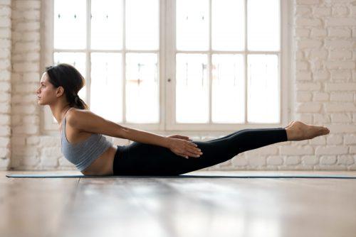yoga goed voor spieren